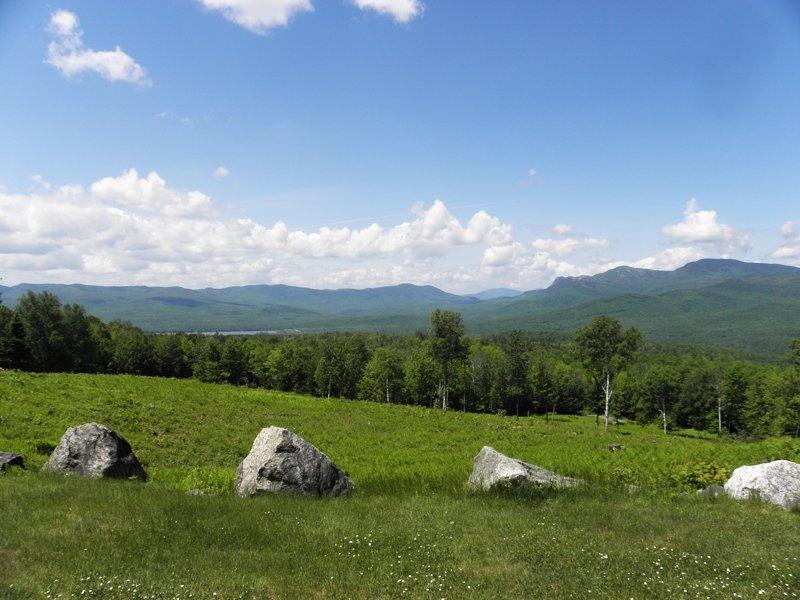 Mt. Blue State Park.