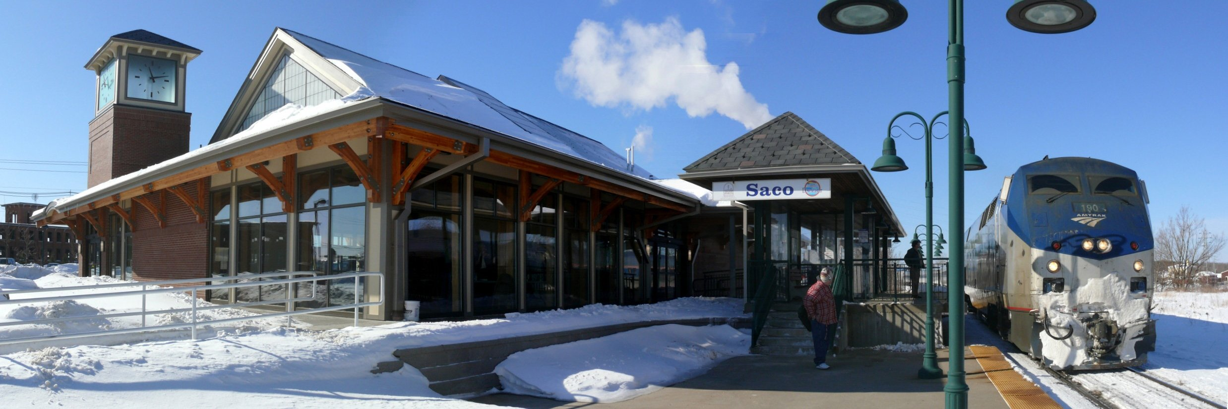 Saco Station, Saco Maine