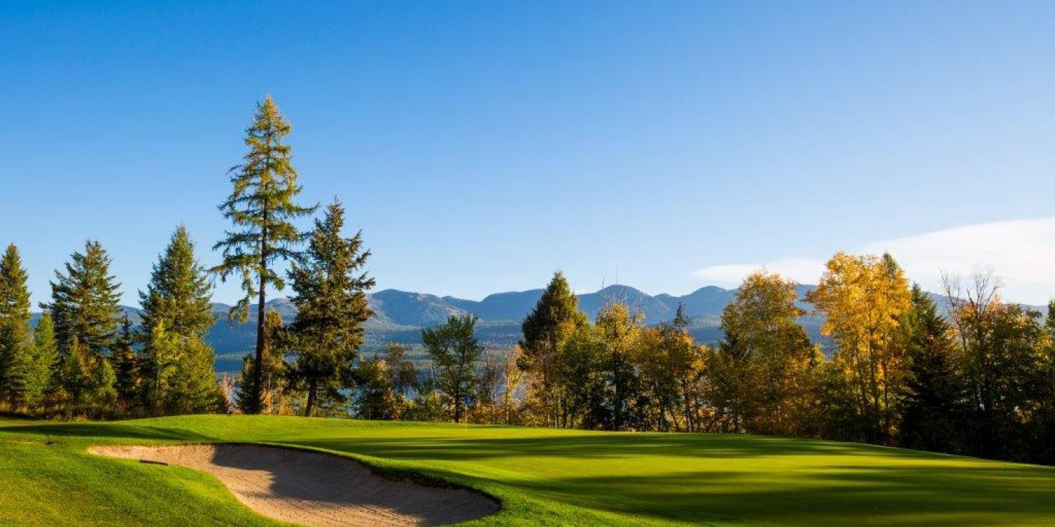 Whitefish Lake Golf Course   Northwest Montana Golf Association