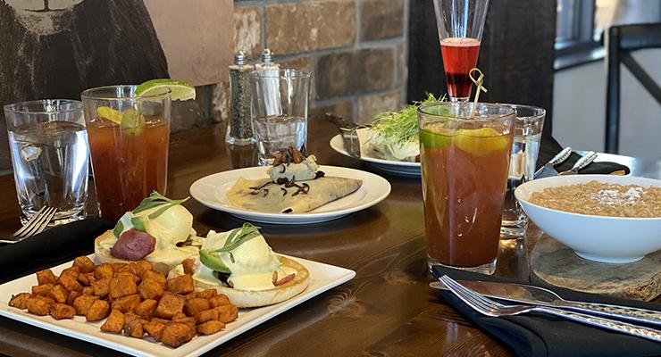 Weekend Brunch at The Firebrand Hotel & Restaurant – Dina Wood