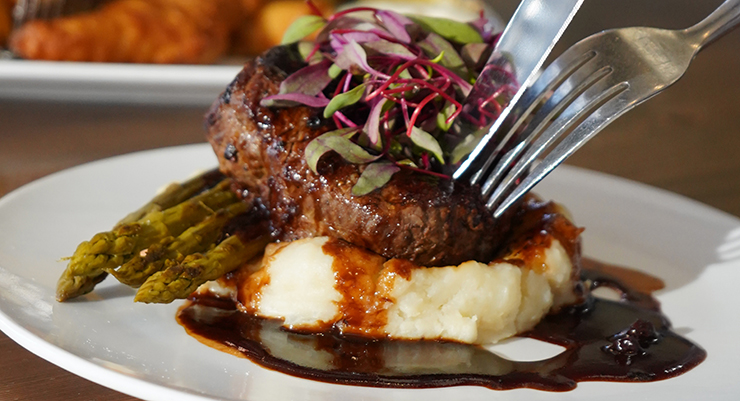 Mouth watering Filet – Jeff Hyer