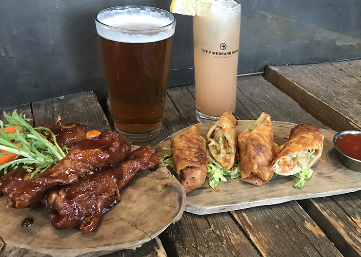 Daily Happy Hour with discounts on beer, wine, select cocktails & select apps! – Dina Wood