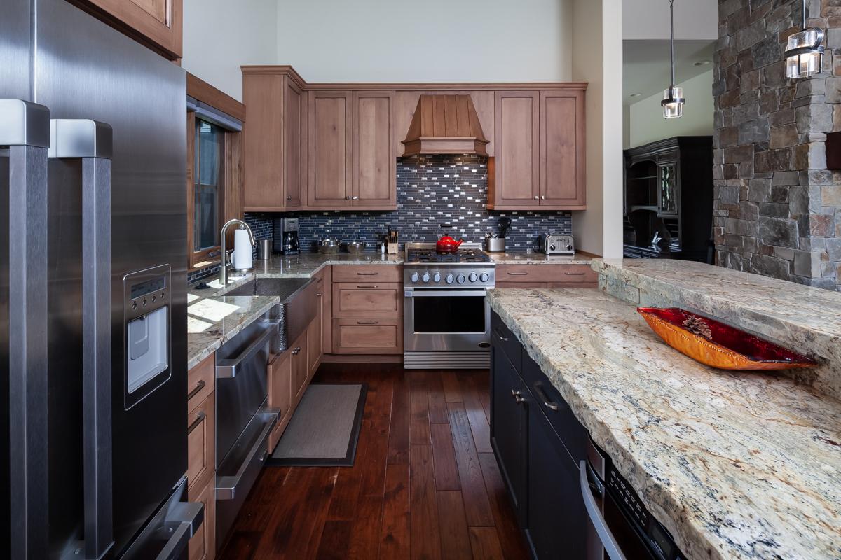 Luxury Home #7 - Kitchen 2 – Lindsay Goudreau