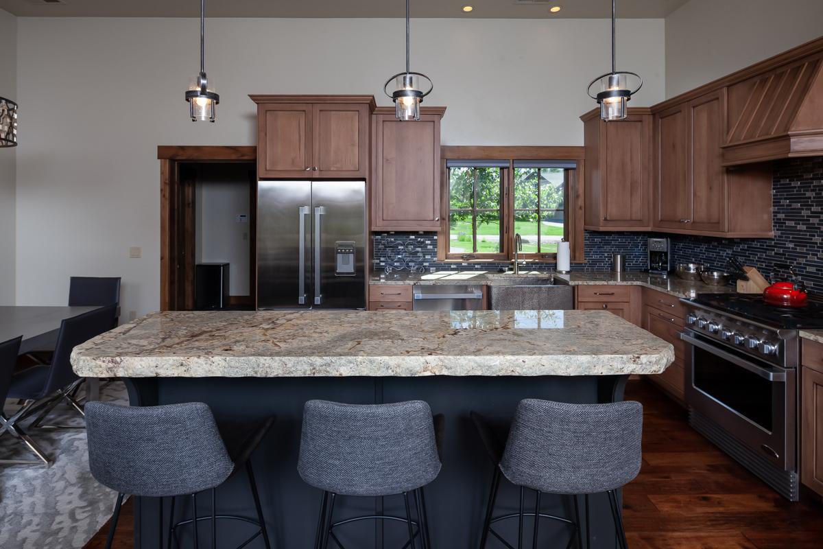 Luxury Home #7 - Kitchen – Lindsay Goudreau