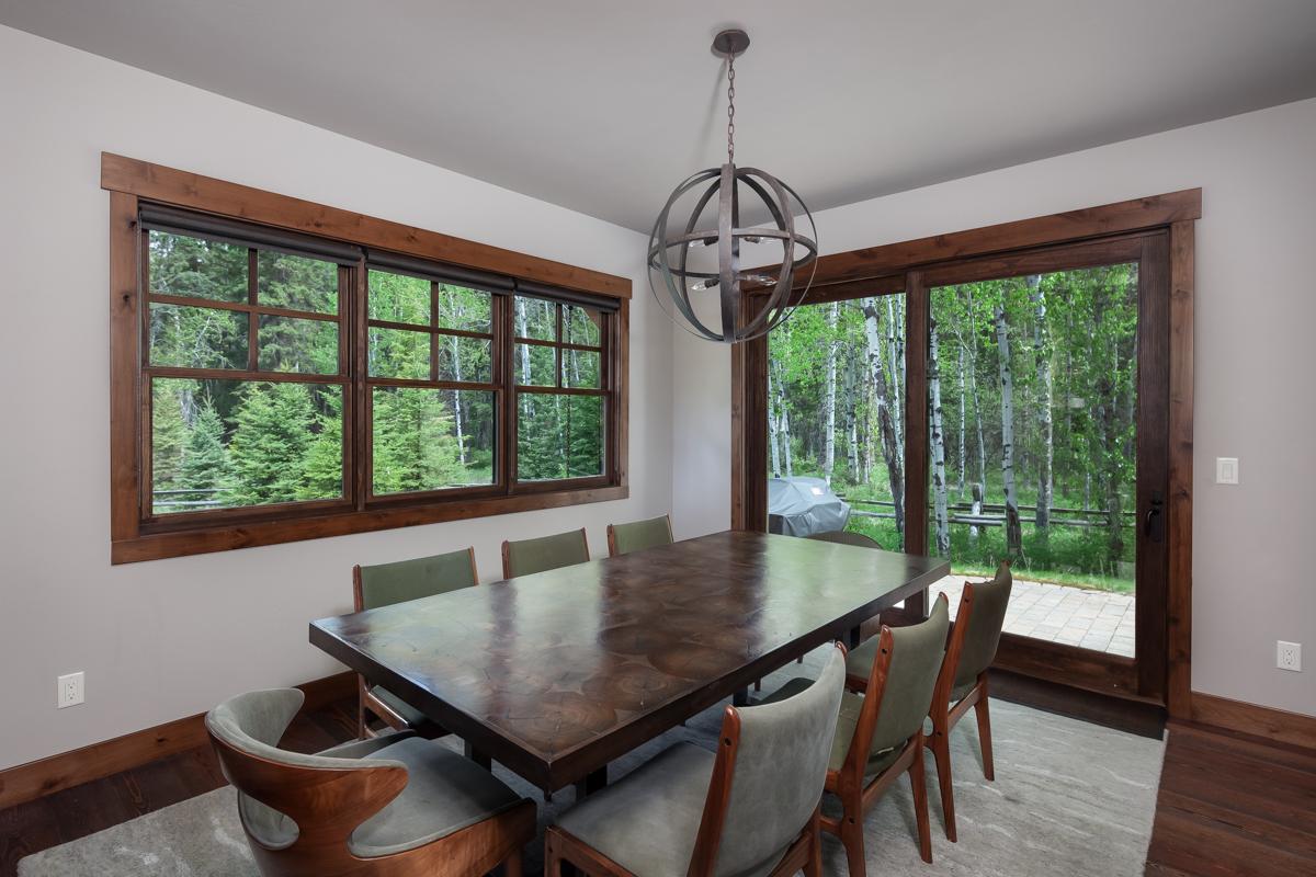 Luxury Home # 8 Dining Room – Lindsay Goudreau