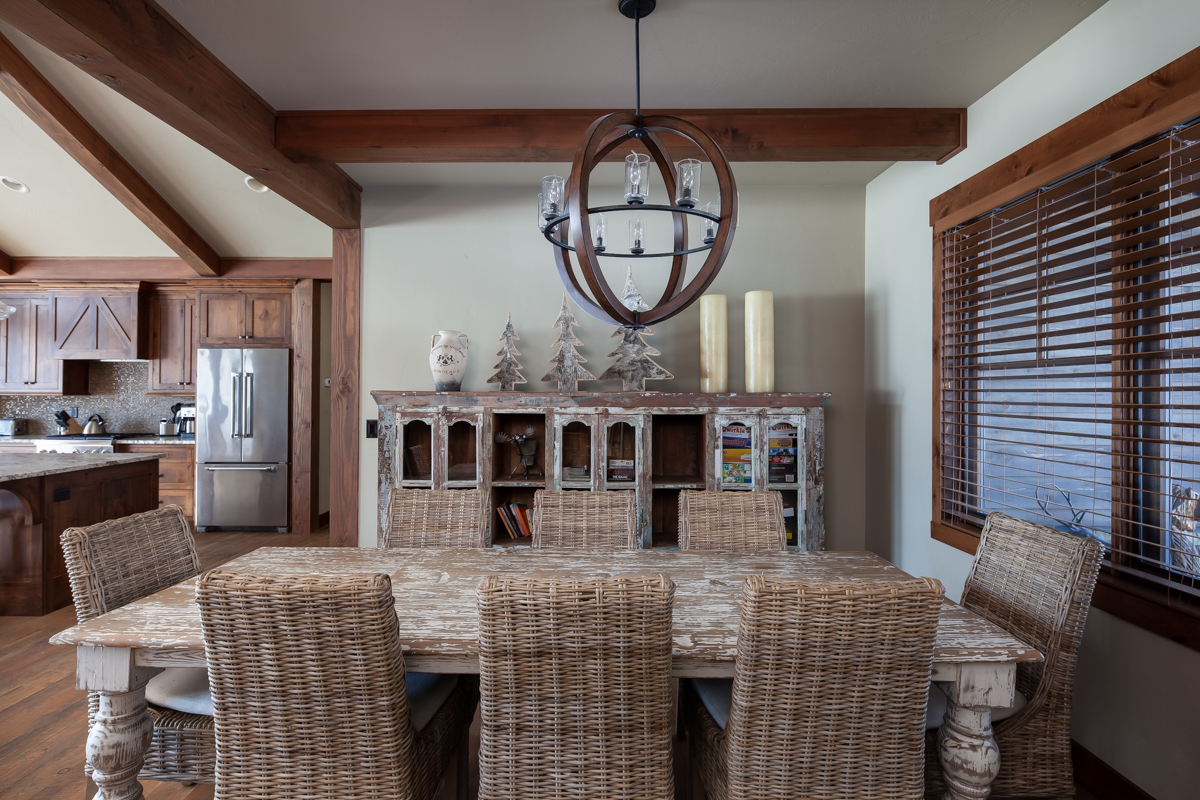 Luxury Home #14 Dining Room