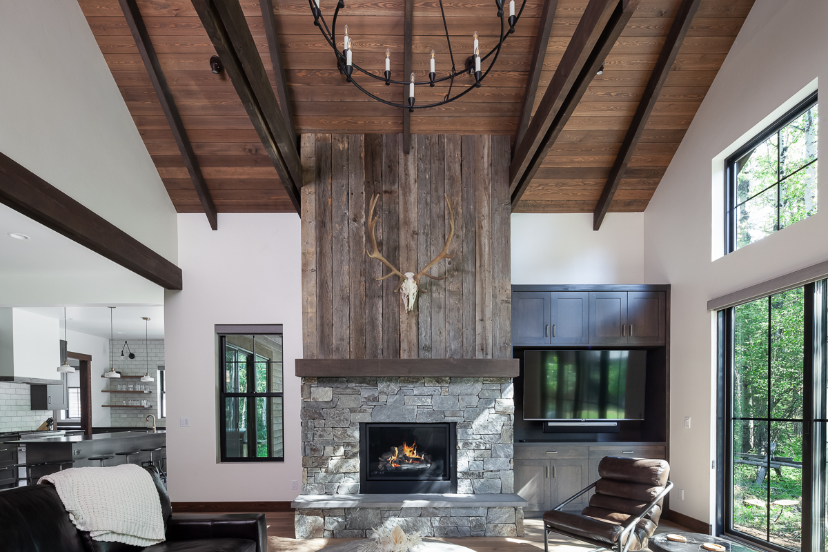 Luxury Home #9 Great Room 2