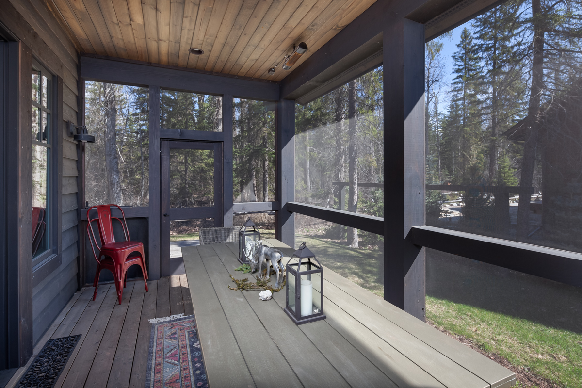 Luxury Home #1 Screened Porch – Lindsay G