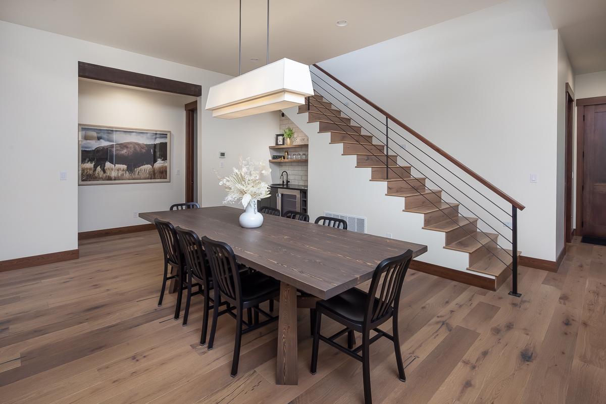 Luxury Home #9 Dining Room