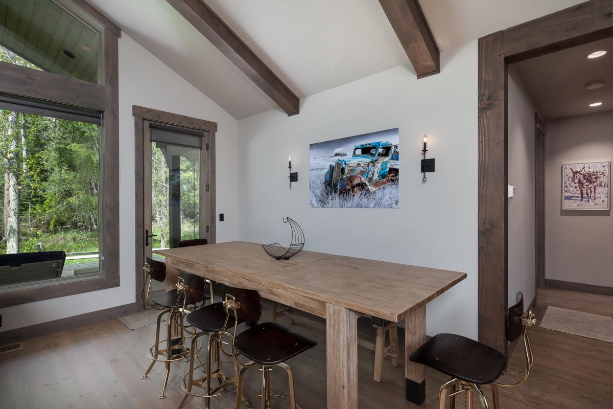Luxury Home #3 - Dining Area – Lindsay Goudreau