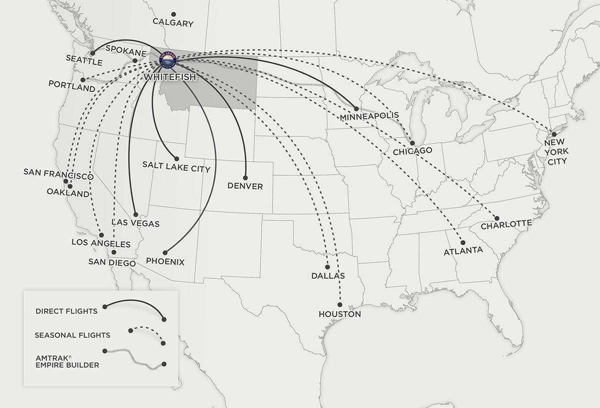 Lodge Flight Map 10/21