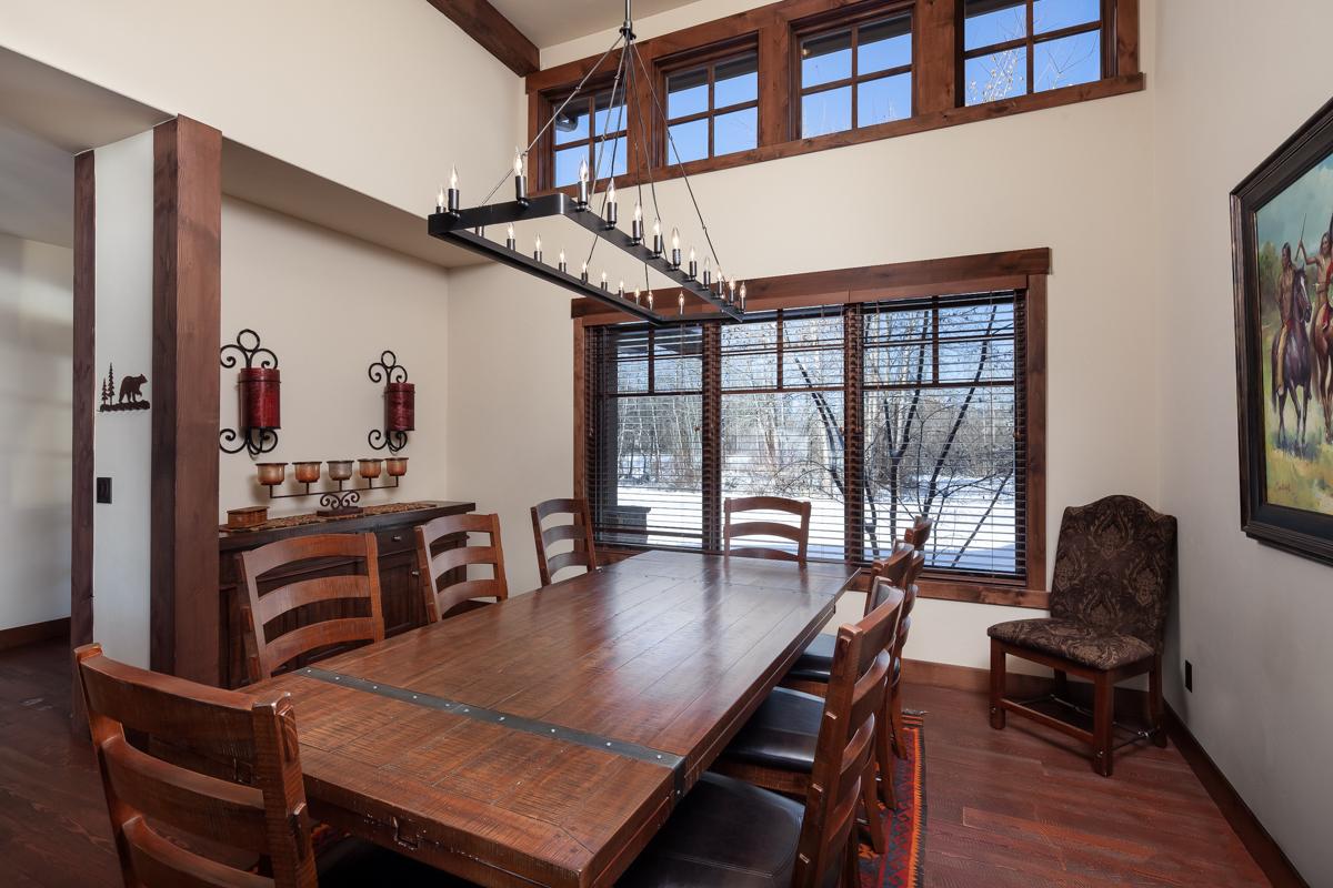 Luxury Home #16 Dining Room