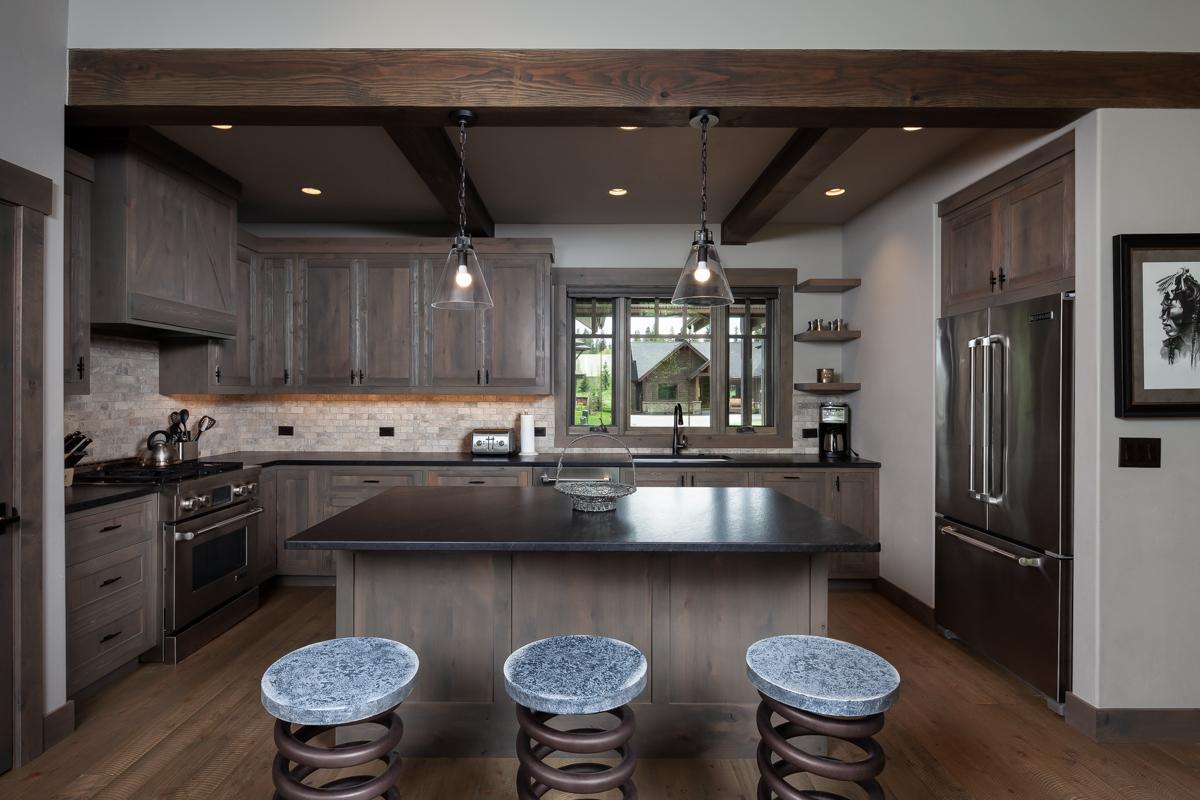 Luxury Home #3 - Kitchen 1 – Lindsay Goudreau