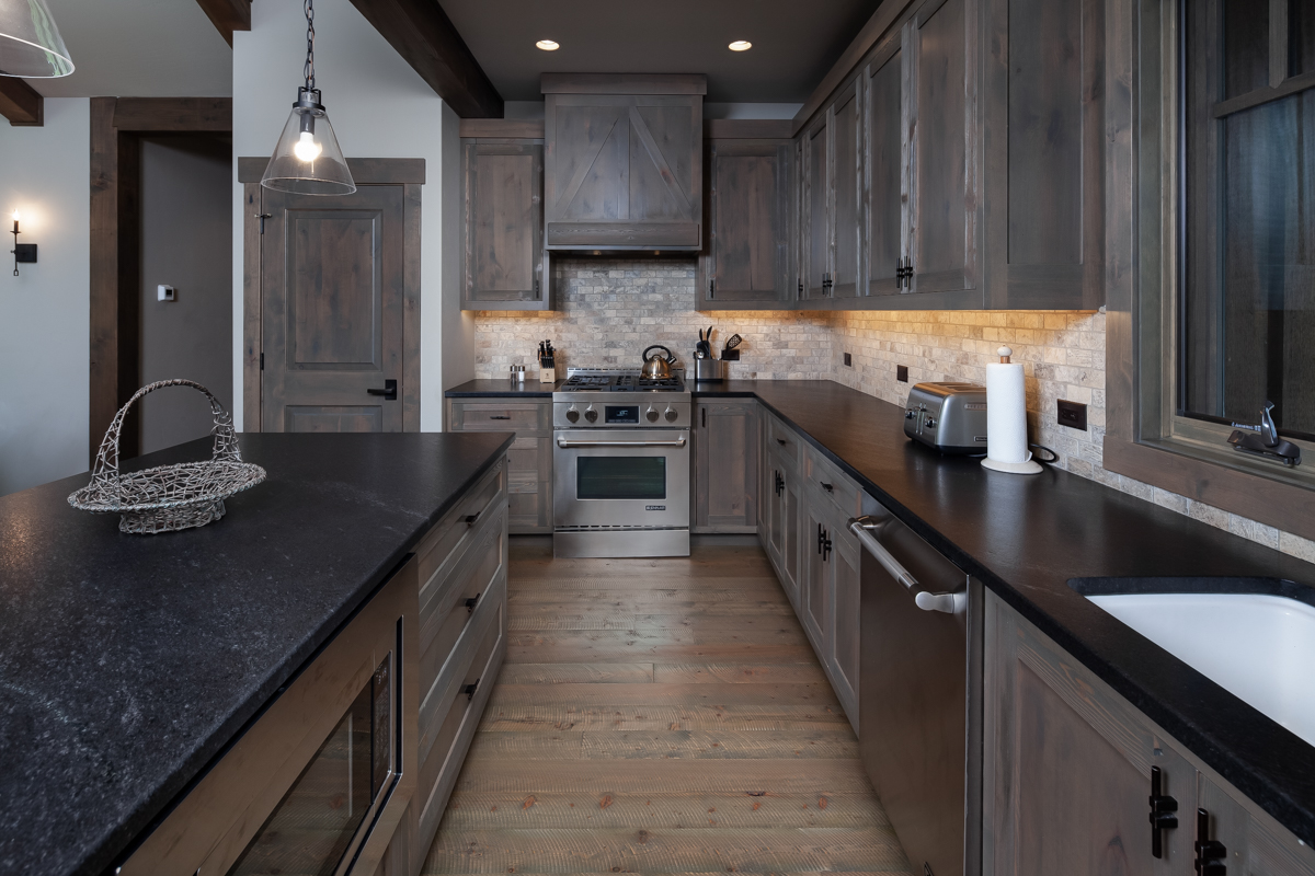 Luxury Home #3 - Kitchen 2 – Lindsay Goudreau