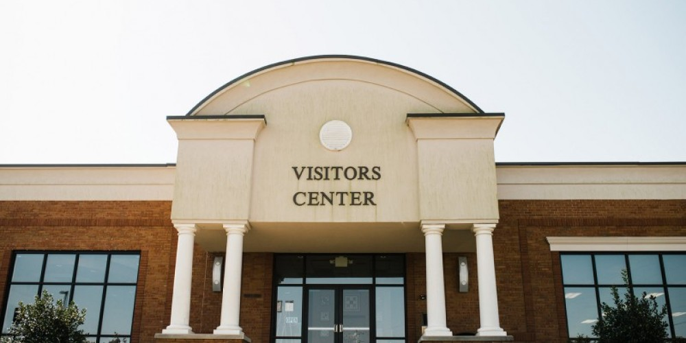 Stewart County Visitor Center – Cari Griffith