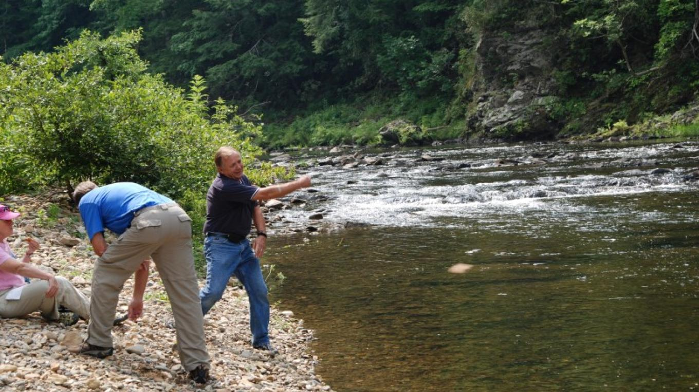 Conasauga River Bank – Jim Caldwell