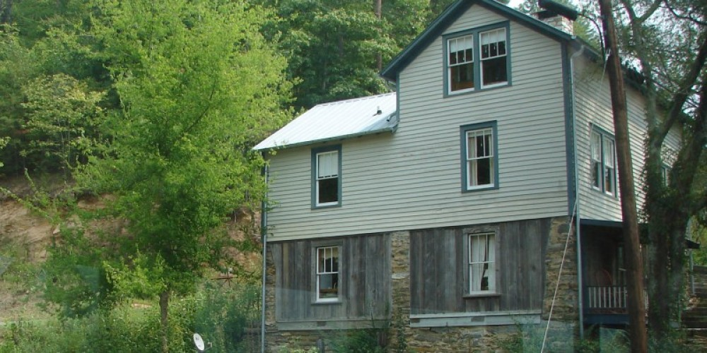 The Historic Watchman's House, circa 1891, has been restored and is available for rentals. – Ingrid Buehler