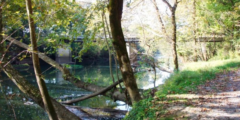 Shiloh Bridge access site – TVA