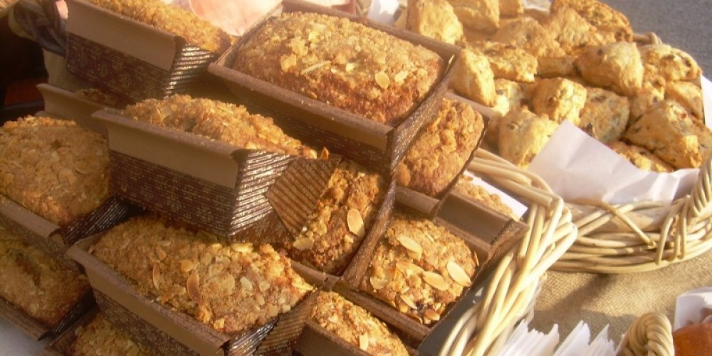Baked goods! – Shelly Robinson