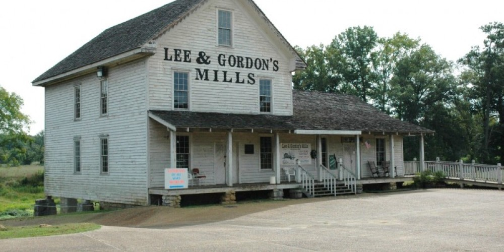 Lee and Gordon's Mills