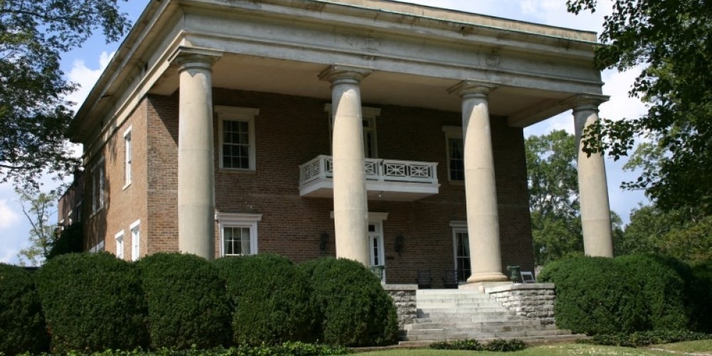 Gordon-Lee Mansion