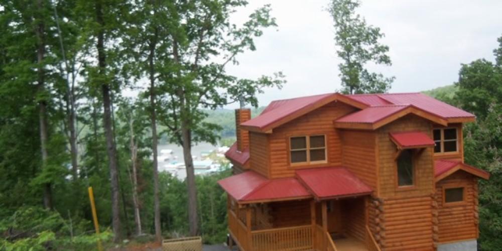 Mountain Lake Oasis 4 bedroom near Flat Hollow Marina – Kathy Nixon