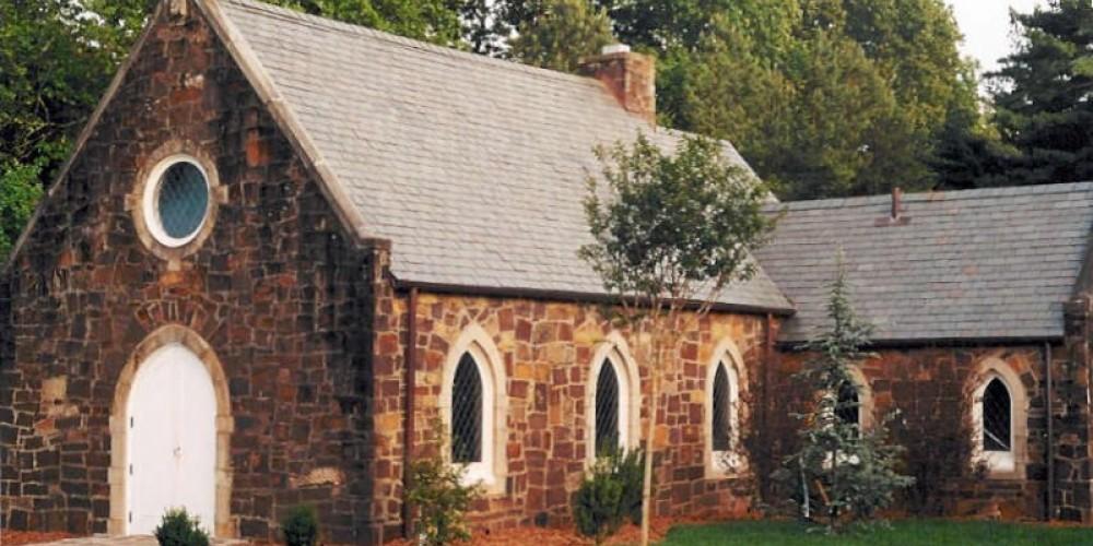 Chapel at West Hill Cemetery – Dalton CVB