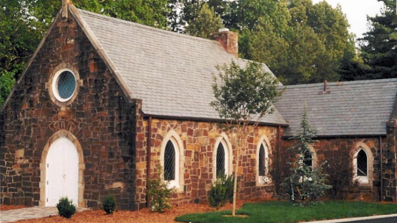 Chapel at West Hill Cemetery – Dalton CVB