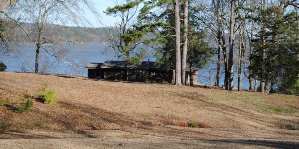 Waterfront cabin. – James Gibson