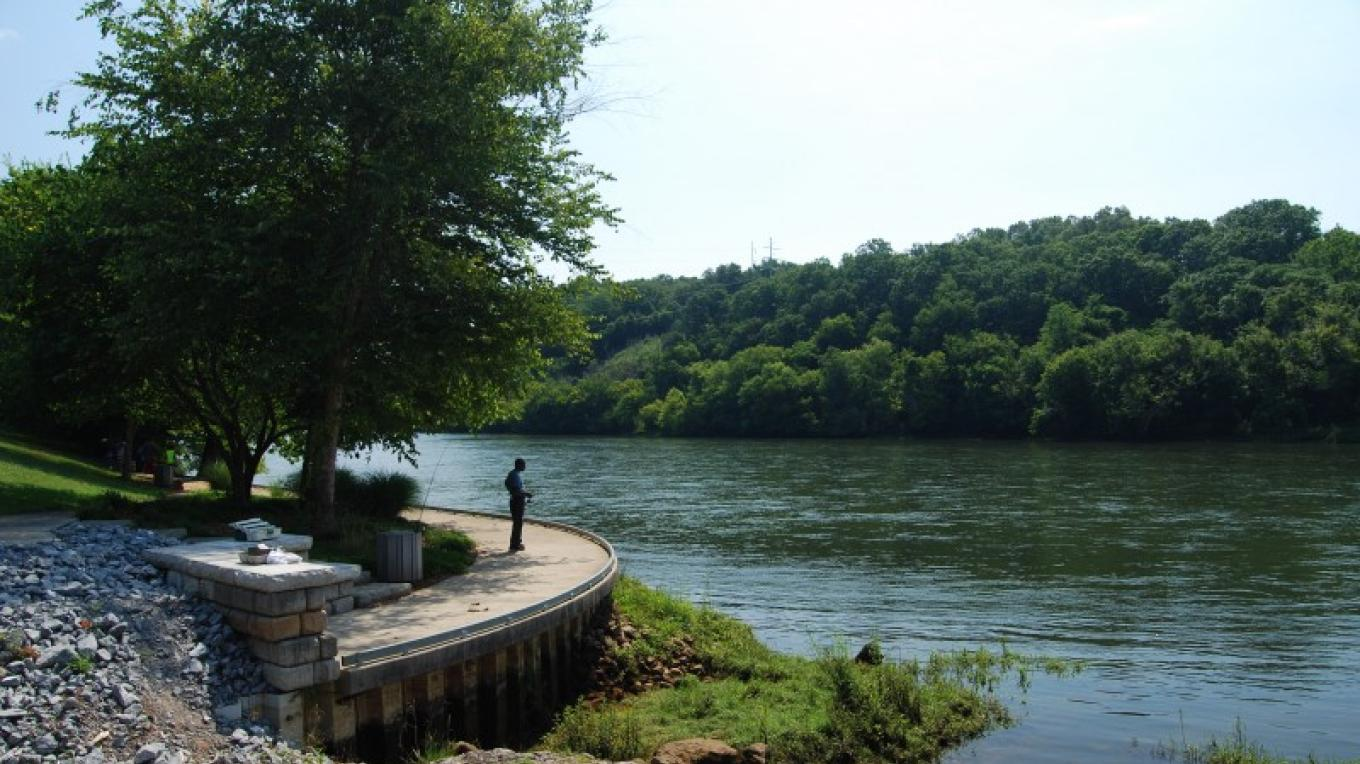 Fishing area – TVA