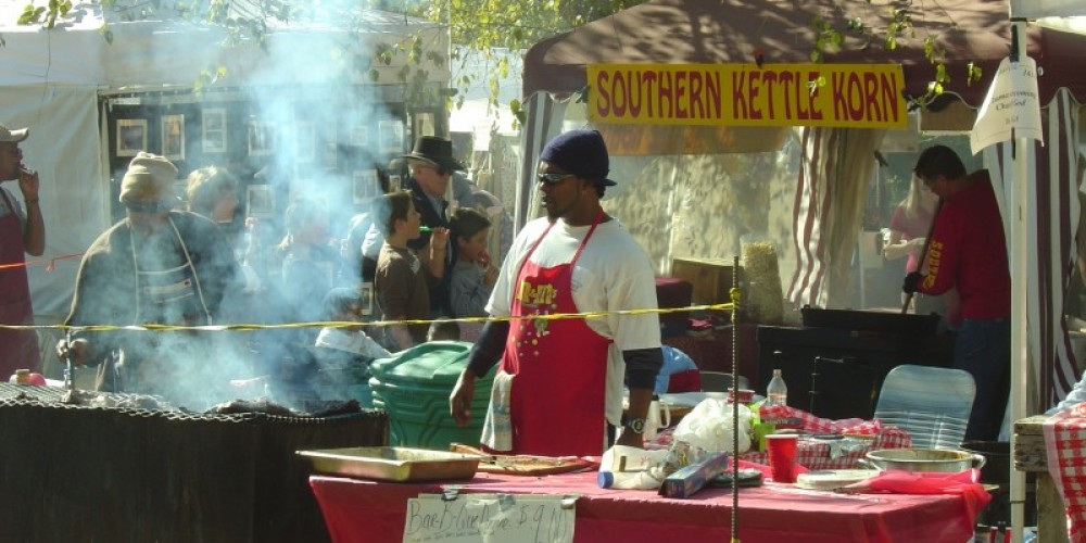 Food is a must-do at Prater's Mill Country Fair. – Prater's Mill Foundation