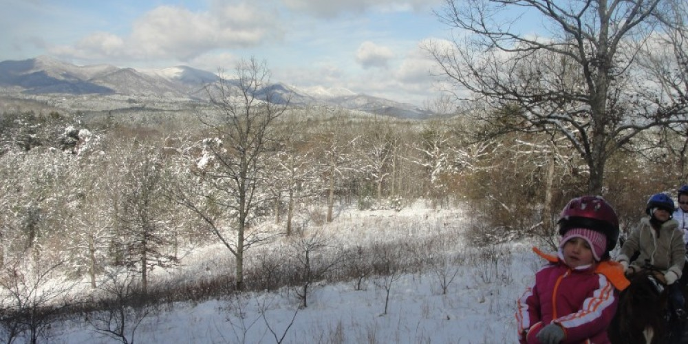 We have beautiful mountain views! – peggy blanche