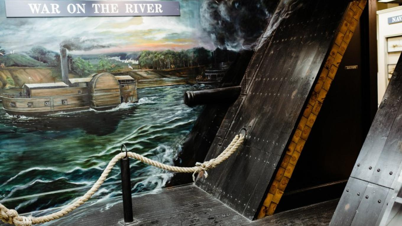 Tennessee River Museum – Cari Griffith