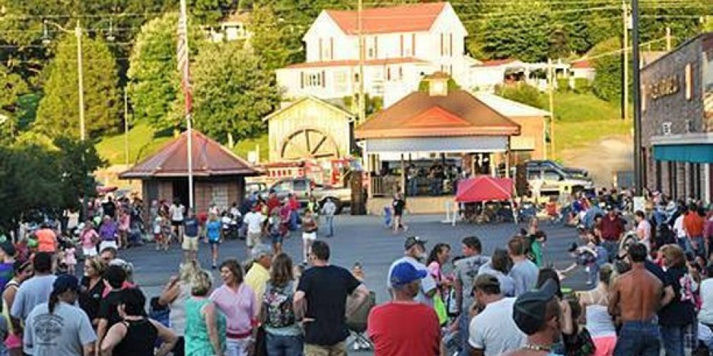 Downtown Festival in Tellico Plains – Visit Monroe County