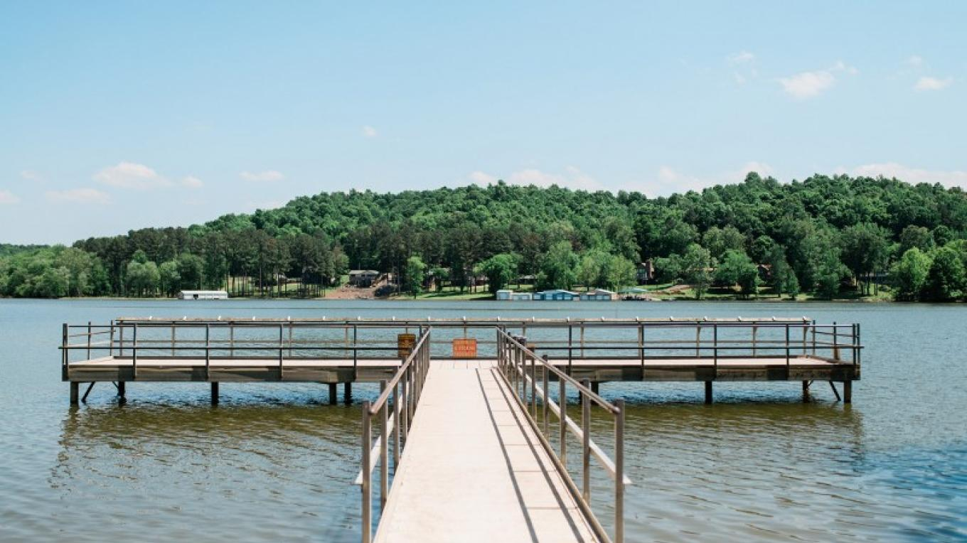 The park provides excellent boating, fishing, skiing and other water recreation activities. – Cari Griffith