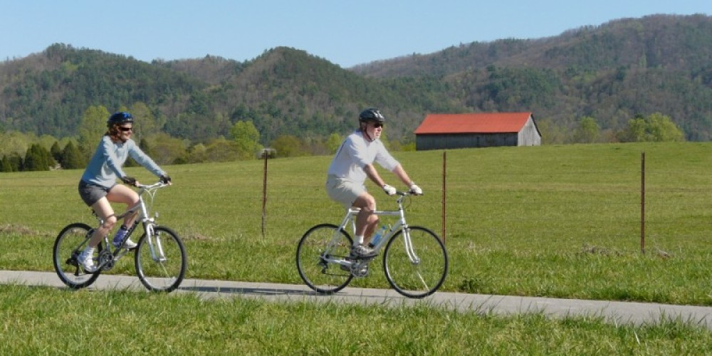 Bicycling on the Shadows of the Past trail – Mary Grace McCaffery