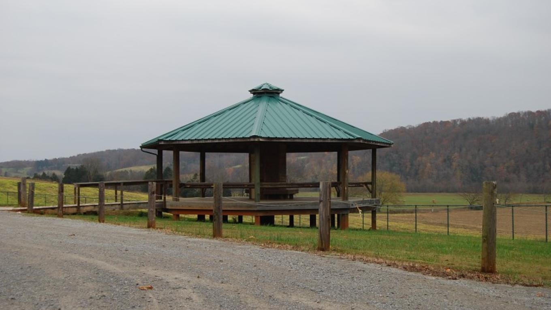 Viewing area – Scott Somershoe