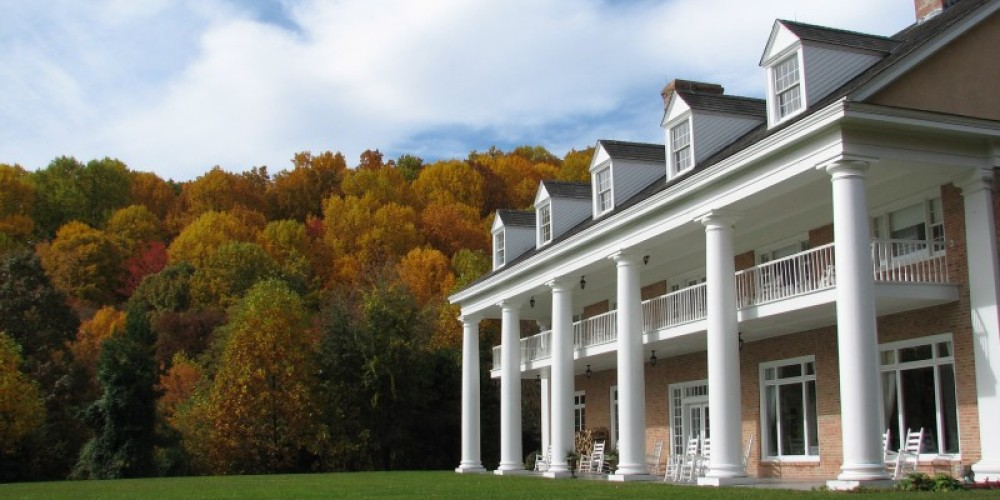 One of the top 10 romantic inns in America according to Vacations Magazine