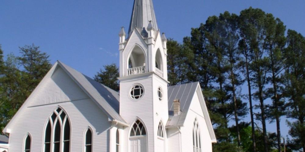 Middle Creek United Methodist Church – Larry Lane
