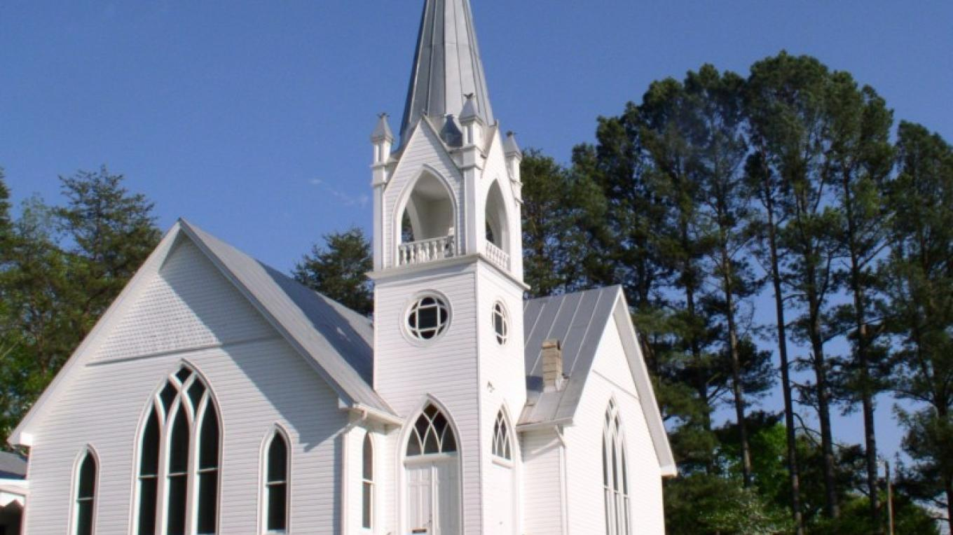 Middle Creek United Methodist Church – Larry Lane