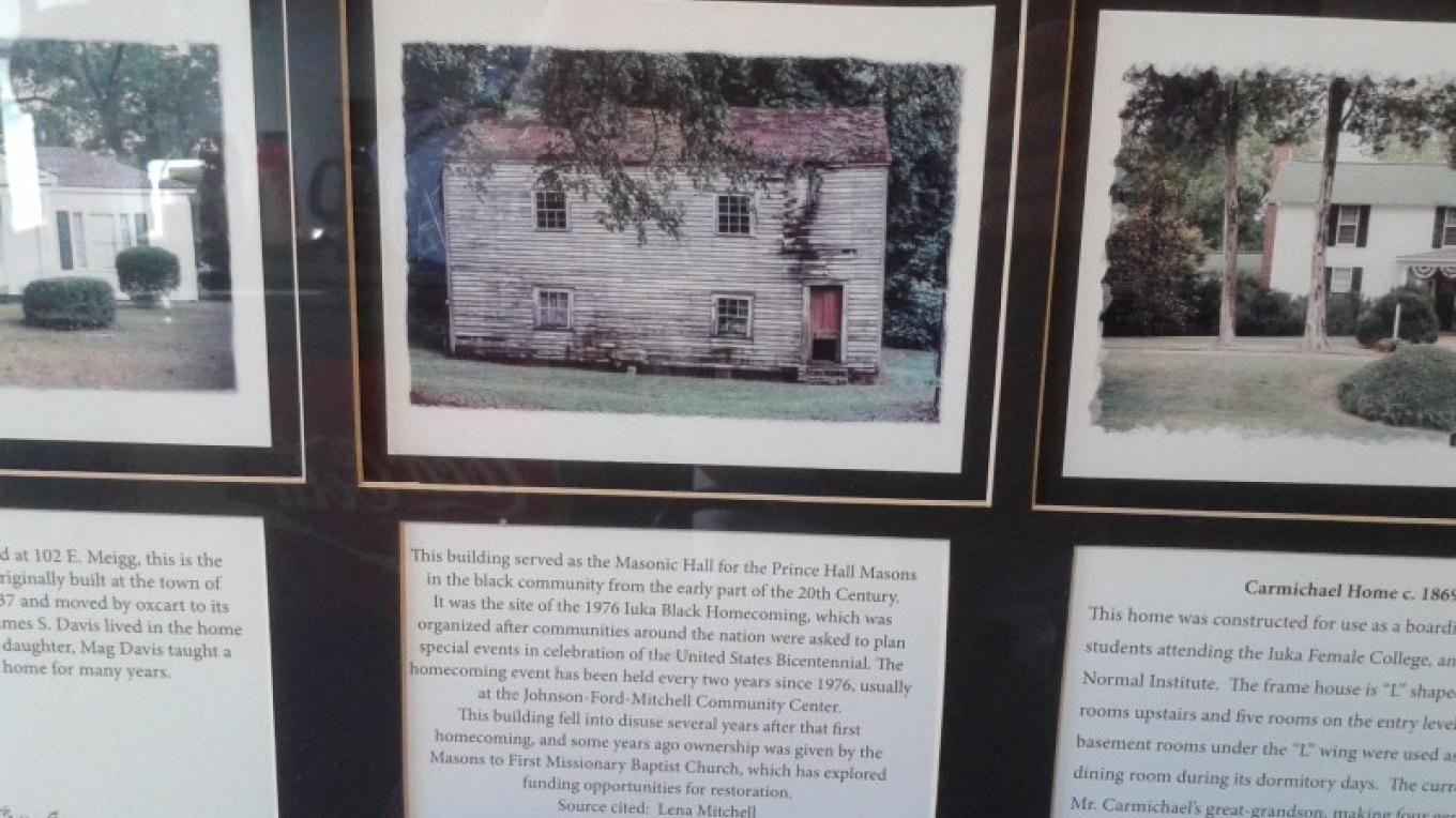 Pictures of Historical Homes – James Gibson