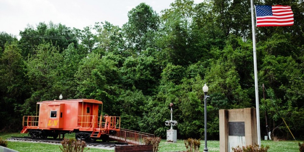 Waverly Train Explosion Museum – Cari Griffith