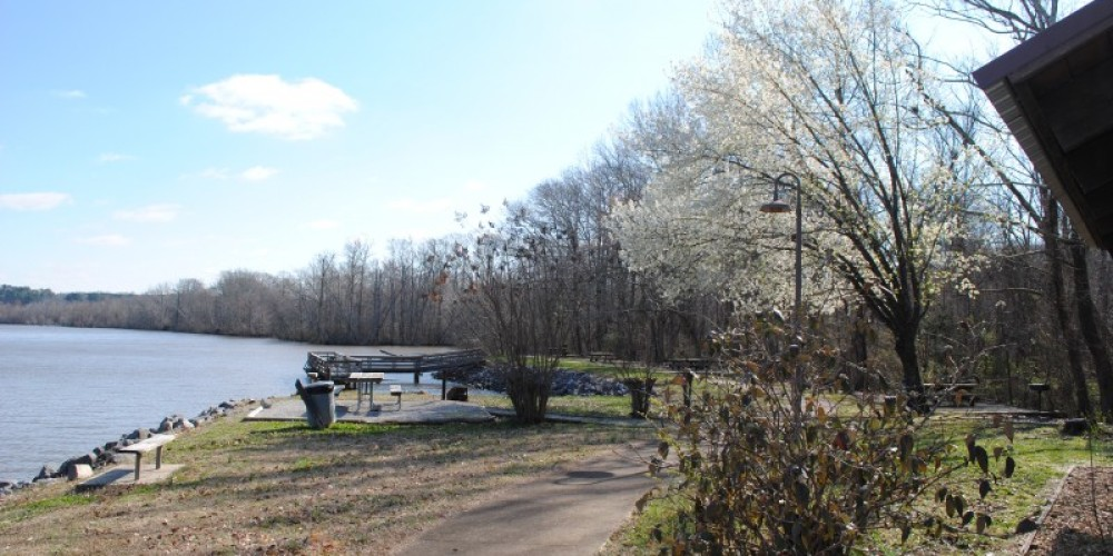 Fishing Pier from the restrooms – James Gibson