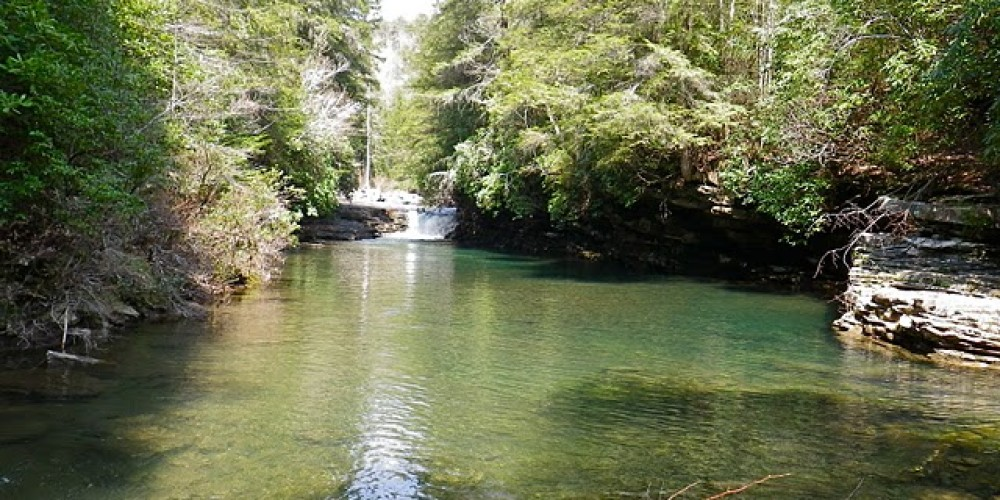 Paradise- The swimming hole – Erin Ouzts