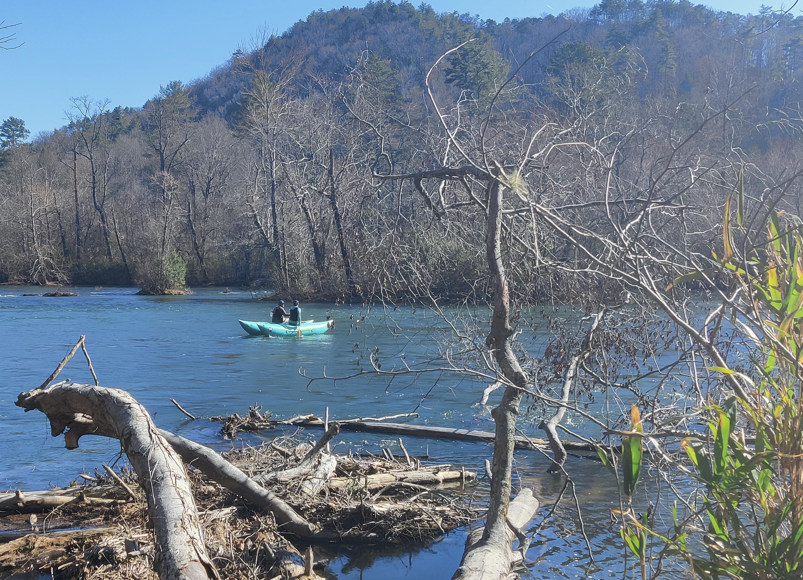 Tennessee's Hiwassee River is a diverse blueway with three distinct sections.