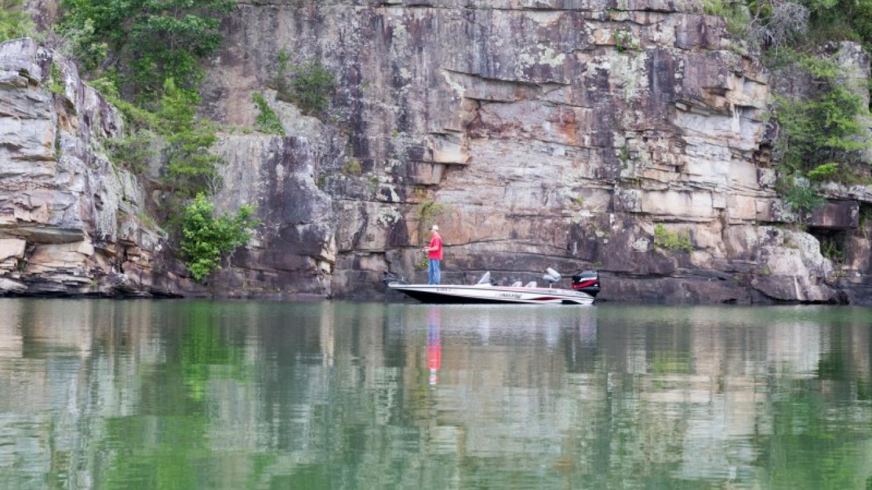 Lewis Smith Lake – Alabama Bass Trail