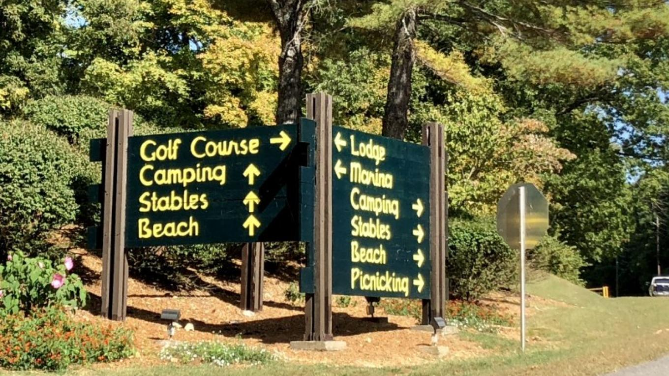 Golfing, camping, horseback riding and swimming are just a few of the outdoor adventures awaiting guests at Lake Barkley. – Susan Jones