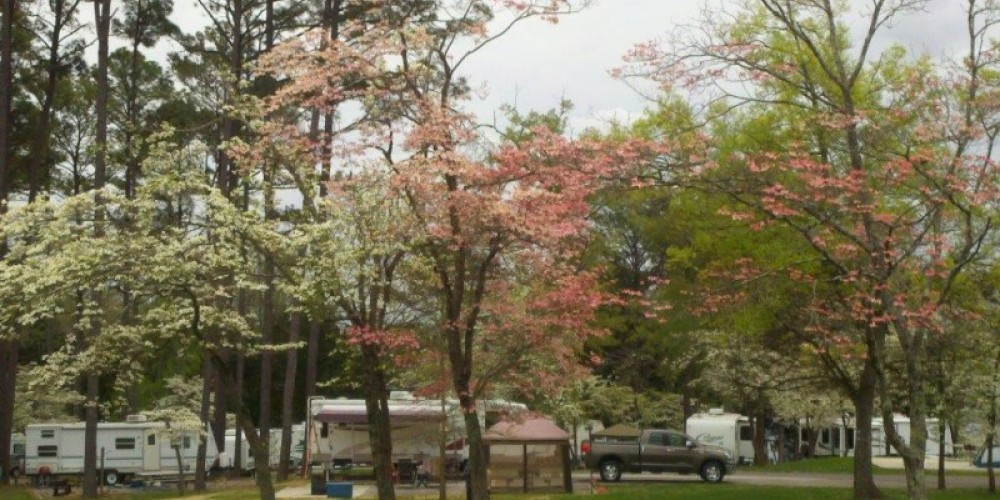 RV campsites – TVA