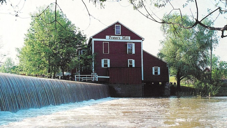 Praters Mill in Whitfield County, GA – Dalton CVB