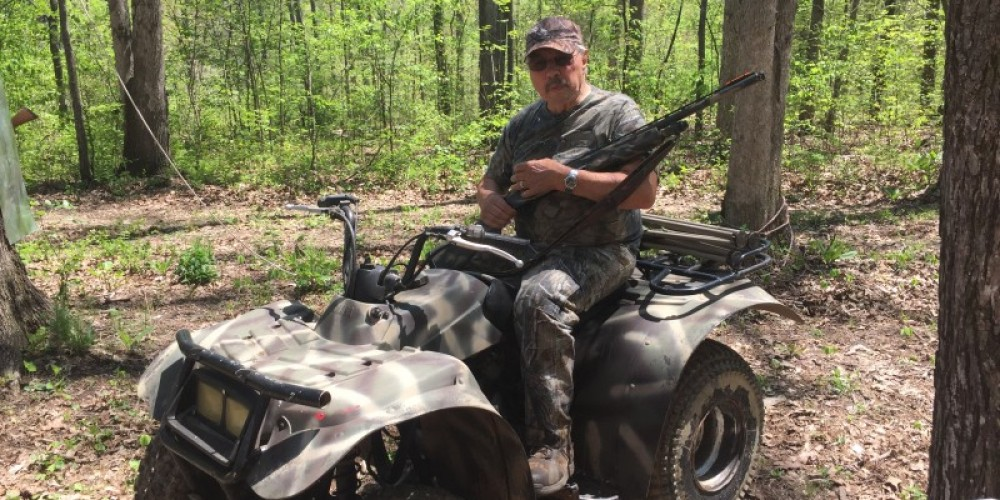 Swan Bay was a great lodging choice for this East Tennessee turkey hunter! – Swan Bay Cabins & RV Park